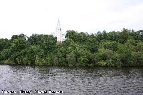 И поплыли на главную усадьбу монастыря - 6