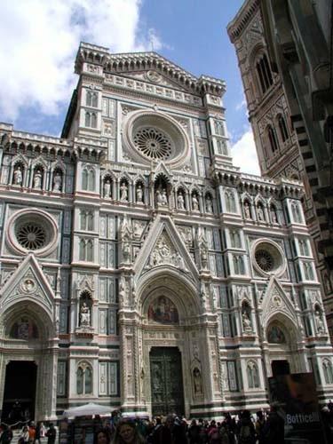 """Мы совершили путешествие по """"классическому треугольнику"""" - Венеция, Флоренция и Рим"""