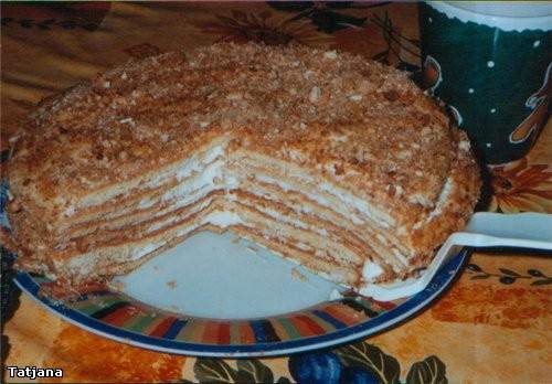 Ирина, а вот и я со своими тортами этот я делала на свадьбу знакомым, обыкновенныи бисквит с кремом... - 3