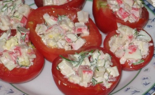 """И еще один """"маленький"""" отчет: Винегрет Салат из тунца Маринованные помидорки черри от MaKosh Пирожк... - 7"""