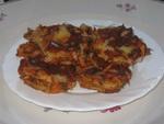 Овощные и грибные блюда Баклажанные рулетики с сыром и перцем Баклажаны под сыром с томатным соусом... - 3