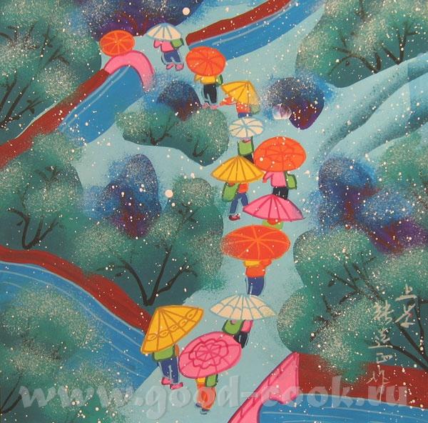 Вот вам ещё дождь Landry Robert ============ Хавайский дождь Zhang Xuanzheng ============== Дождь и... - 2