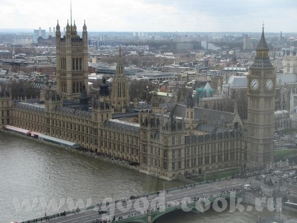 """естественно, следующим этапом был """"полет"""" на London Eye загрузились мы в такую вот кабинку и """"полет... - 3"""