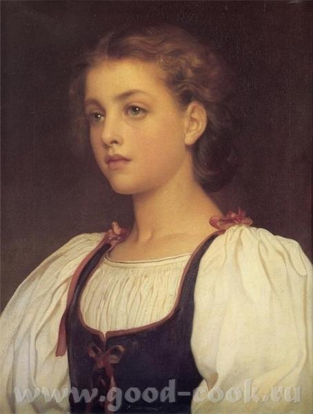портреты 19 века