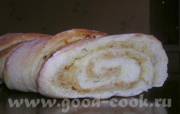 Картинки: из наХального теста плюшки-ватрушки На закваске от Ирены (почти) ржаной, простой белый и... - 4