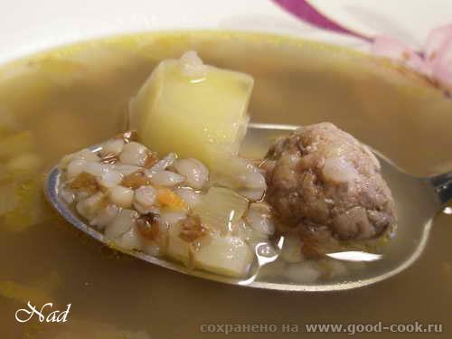 У меня есть два любимых супа, которые готовлю чаще остальных