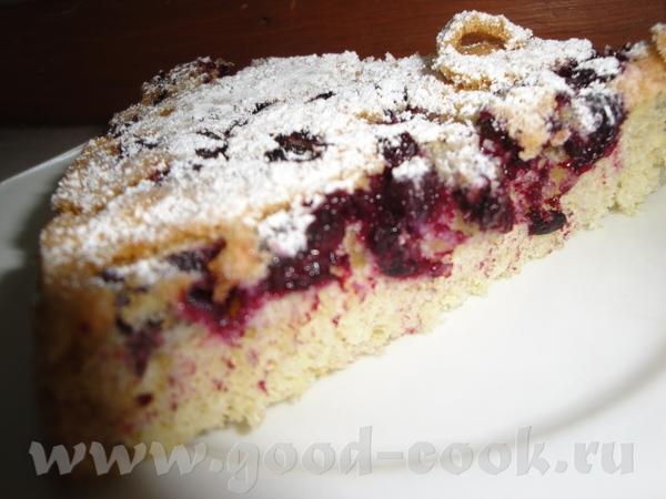 Алиса, я тоже твой пирог испекла с черной смородиной, только очень маленькая порция, в следующий ра...