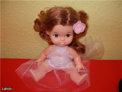 Рита ,я тож полюбляю кукол