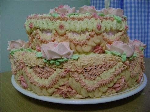 ПаНаМА muffi Какие у вас тортики красивые - 2