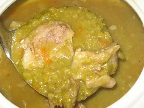 Обеды И Ужины - 41 Продолжаем готовить А это наш пятничный ужин: Самса с тыквой Гороховый суп Все р... - 8