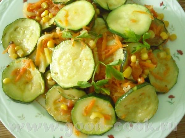 Этот салат-закуска от Алёны