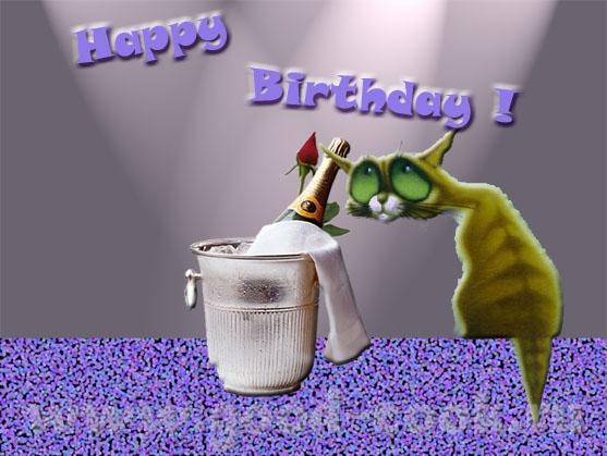 Анют, с днем рождения тебя, дорогая