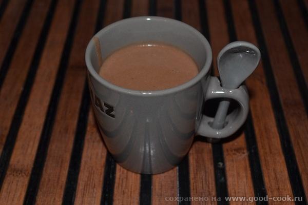 Девочки, хочу поделиться с вами рецептом горячего шоколада - 2