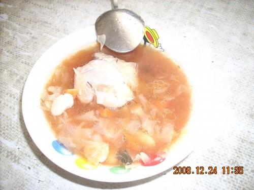 Суп с фасолью от Львицы - Насти ЗДЕСЬ