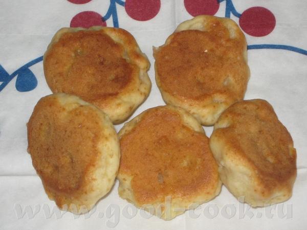 """Девуленьки,угощайтесь яблочными печенюшками , рецепт на """"Хлебной ветке"""" - 2"""