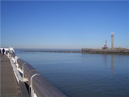В один из выходных дней мы поехали к Северному морю в город Oostende - 5