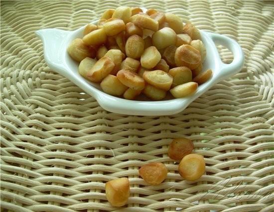 Подобные суповые шарики я впервые попробовала в Франкфурте у  знакомых, они в небольших пакетах гото... - 5