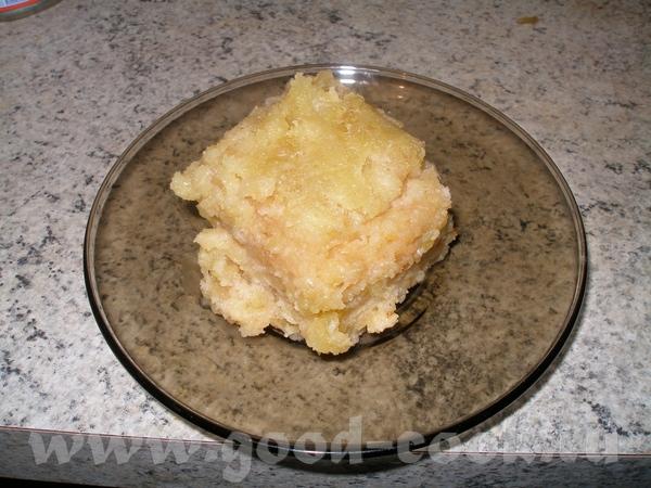 А вот моя вариация на тему сухого яблочного пирога пирожные с яблоками это в мультиварке