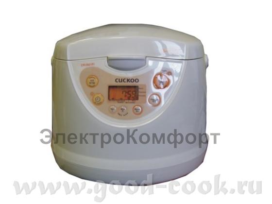 , Ириш, ЗДЕСЬ написано: Мультиварка CUCKOO CR-0821FI предназначена для приготовления первых, вторых...