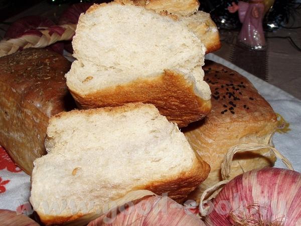 Домашние булки на сыворотке Из этих булок я делала бутерброды с икрой - 2