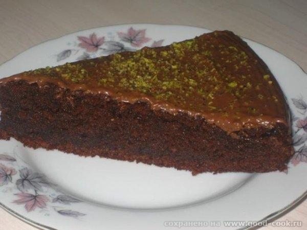 """""""Шоколадный торт """"Куши"""" Масло растительное — 240 мл Сахар — 200 г Яйцо — 4 шт Какао-порошок (Нескви..."""