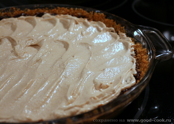 Peanut Butter – Chocolate Pie