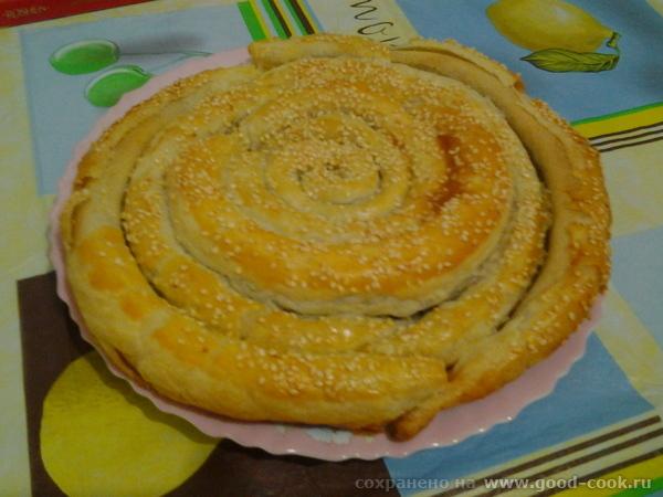 пирог спмраль
