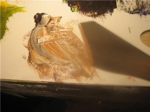 Вот таким образом мы рисуем кусты и деревья и получаем такую картинку 12 - 8