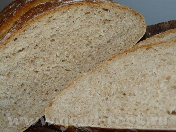 Простой, но вкусный хлеб