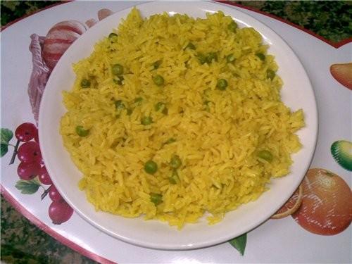 Мясо с овощами и гарниром из риса 800 г говядины 2 луковицы 1 большая морковь 1 сладкий перец зелен... - 2