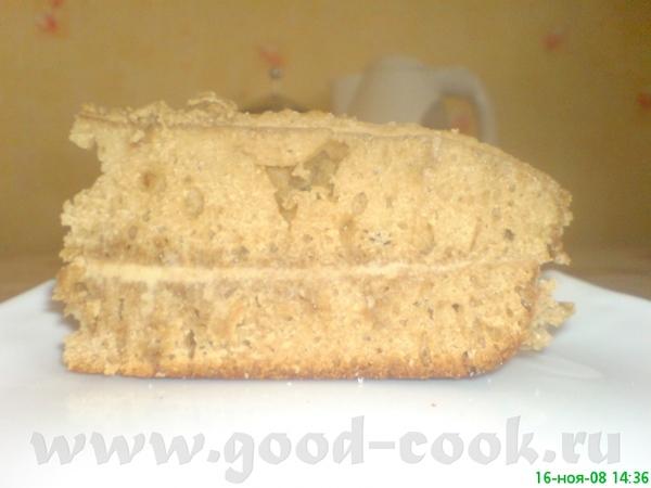 Пражский торт Ингредиенты: для теста: • 3 яйца; • 3/4 стакана сахарного песка; • 1/2 стакана сливоч...