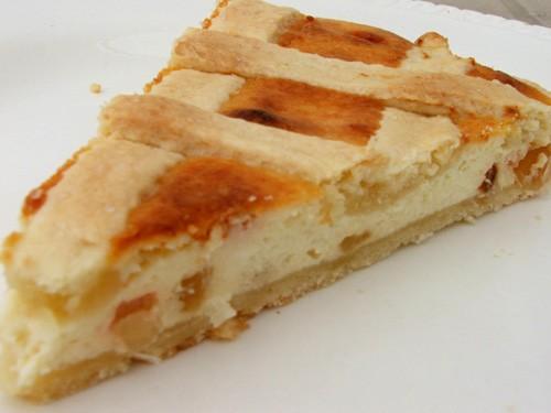 Творожный пирог В принципе ничего особенного в рецепте, обычная ватрушка, можно сказать, но поставл... - 2