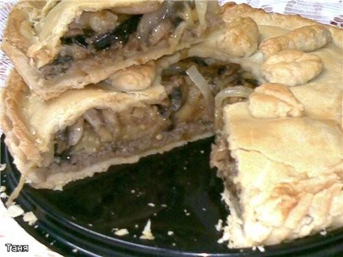 Хлебно-мясной батон с капустой Хлебный кругляш с баклажаном и сыром Дрожжевые булочки с овощной пас... - 9