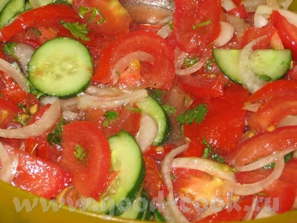 """Один из ужинов на неделе: """"Гречневая каша с грибами и овощами от Breeze"""" """"Список моих салатиков «на... - 3"""