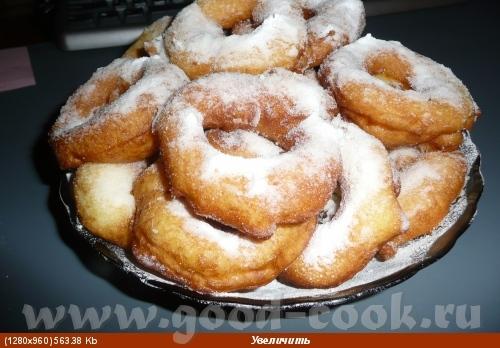 Пончики советские - 2