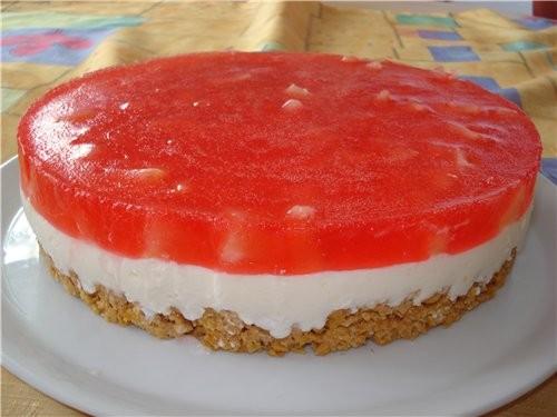 Сегодня делала вот такой тортик, без выпечки: Кукурузные хлопья, 100г сахара, 200г масла мягкого, с...