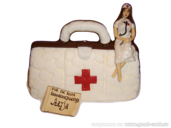 саквояж для медсестры