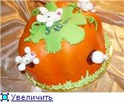 торт джип-нива торт тыква с мышами 3 - 4