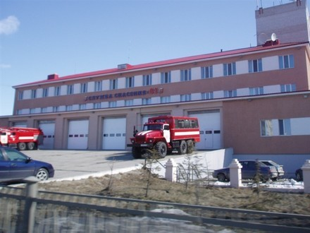 Финская баня Пожарка Из окошка машины - 2