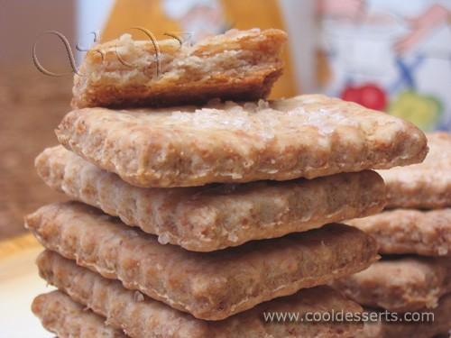 Чтобы не делать ссылку на другой сайт, перенесу сюда рецепт печенья, используемого в основе чизкейк... - 2