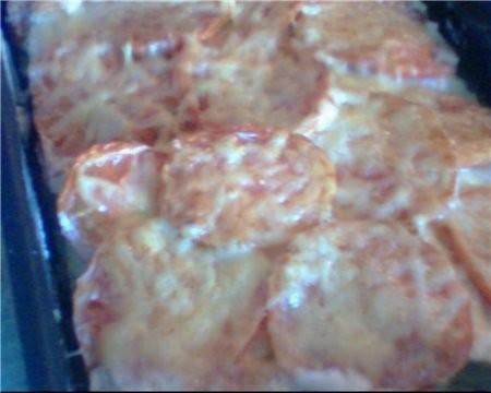 Картошка, запеченная по-французски Рецепт Марины c Кухарка
