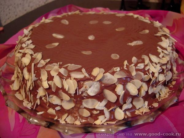 торт Тыквенный трюфель