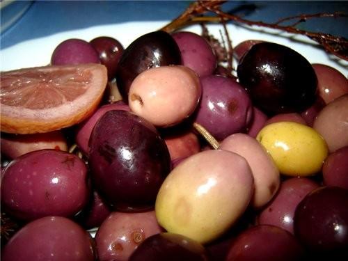 Оливки Cornicabra домашней засолки Первый раз в моей жизни солила сама оливки - 2