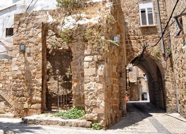 Узкие улочки старого города – настоящий лабиринт - 2