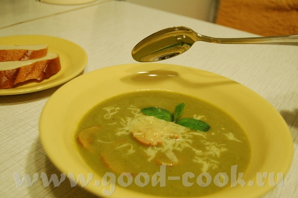 Очень вкусный вариант горохового супа