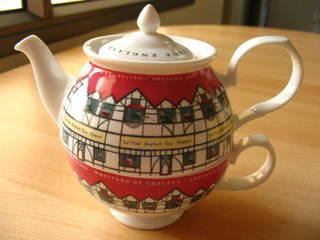 Неожиданно образовавшаяся коллекция чайничков - 3