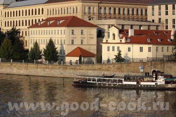 Прага город красных крыш - 3