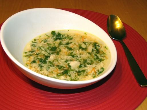 Очень люблю этот суп