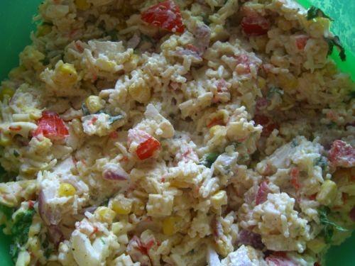 """Кюкю из баклажанов(азербайджанская кухня) Крабовый салат """"Вкусный гибрид"""" Яблочный штрудель - 4"""