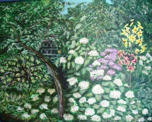 Цветы из соседского сада Этюд в Токсово, почти с трамплина Этюд в Стокгольме - вид на музей севера И еще одно море (у... - 2